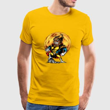 Super Monkey - Men's Premium T-Shirt