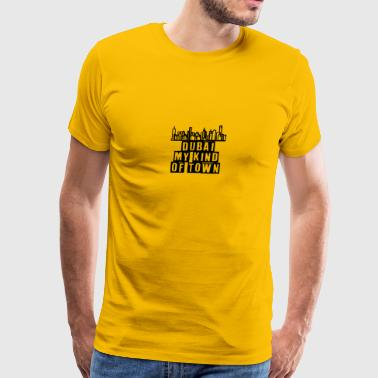 My Kind of Town Dubai - Men's Premium T-Shirt