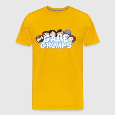 Game Grumps - Men's Premium T-Shirt