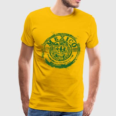 mexico design - Men's Premium T-Shirt