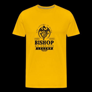 BISHOP - Men's Premium T-Shirt
