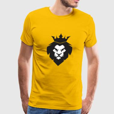 King Lion - Men's Premium T-Shirt