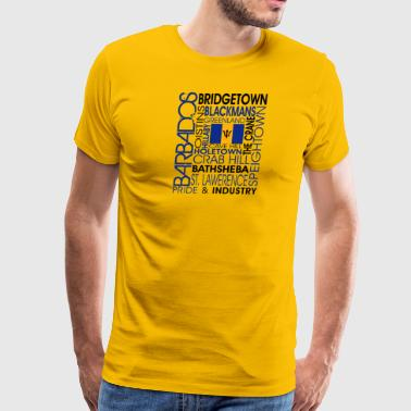 OC BARBADOS - Men's Premium T-Shirt