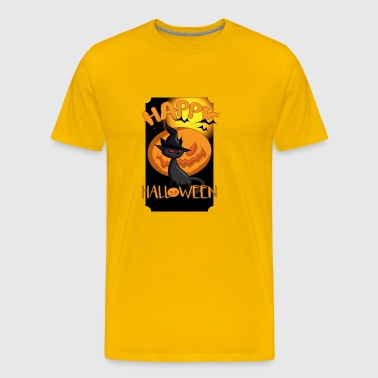 Halloween design - Men's Premium T-Shirt