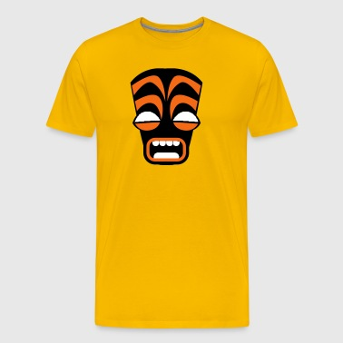 freaky tiki upright - Men's Premium T-Shirt