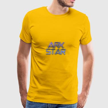 The Ark Star Logo - Men's Premium T-Shirt