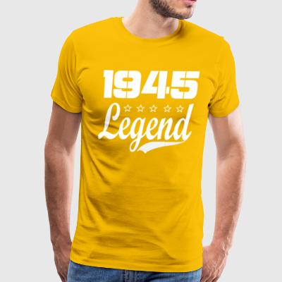 45 legend - Men's Premium T-Shirt