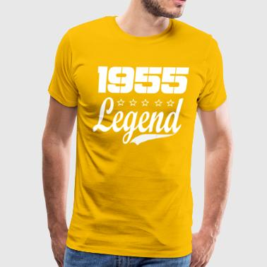 55 legend - Men's Premium T-Shirt