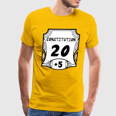 Alternate all of the Constitution - Men's Premium T-Shirt