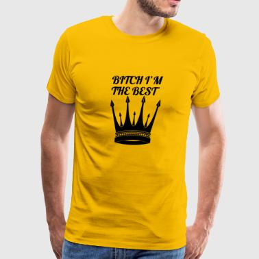 New Design THE BEST Best Seller - Men's Premium T-Shirt