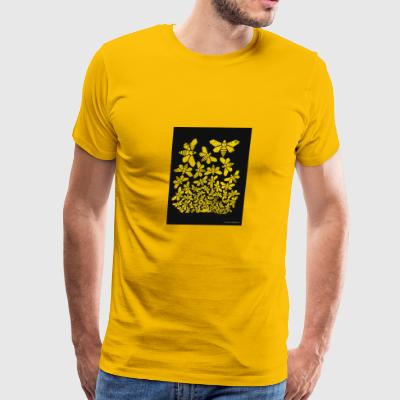 golden chemical - Men's Premium T-Shirt