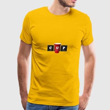 Periodic Elements: CUP - Men's Premium T-Shirt