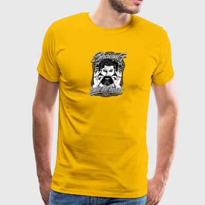 NiceBarba - Men's Premium T-Shirt