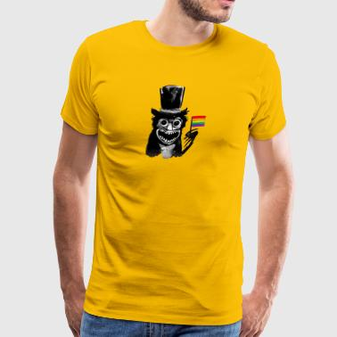 The B stands for Babadook - Men's Premium T-Shirt