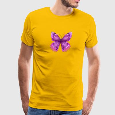 butterf 240 - Men's Premium T-Shirt