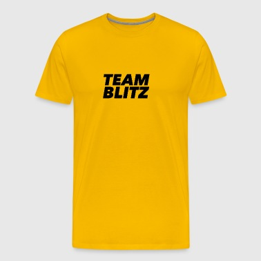 Team Blitz Logo - Men's Premium T-Shirt