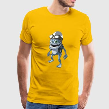 Crazy Frog - Men's Premium T-Shirt