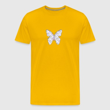 butterf 182 - Men's Premium T-Shirt