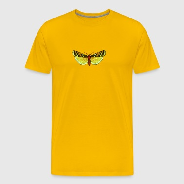 butterf 345 - Men's Premium T-Shirt