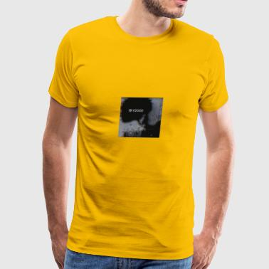 Abstract Alien - Men's Premium T-Shirt