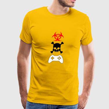 gamers gamers - Men's Premium T-Shirt