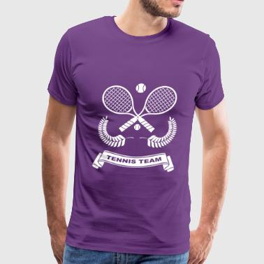 Tennis-Team - Men's Premium T-Shirt