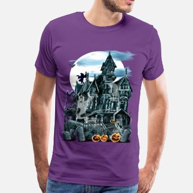 Haunted House Haunted House  - Men's Premium T-Shirt
