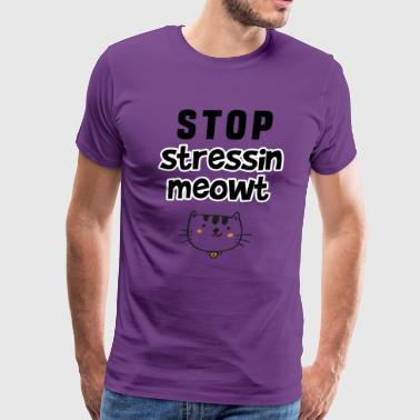 meowt - Men's Premium T-Shirt
