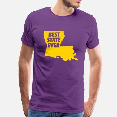 Mardi Gras Louisiana - Men's Premium T-Shirt