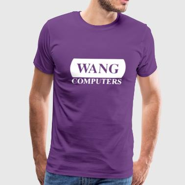 Wang Computers - Men's Premium T-Shirt