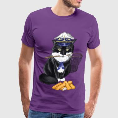 Captain Roxy - Men's Premium T-Shirt