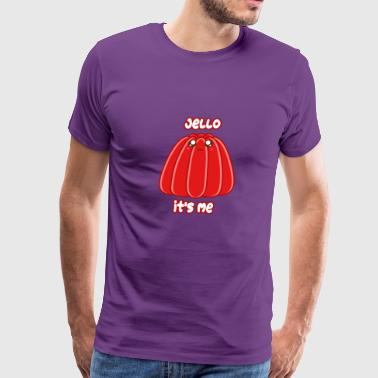 Jello It's Me - Men's Premium T-Shirt
