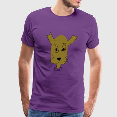 ralph the dog - Men's Premium T-Shirt