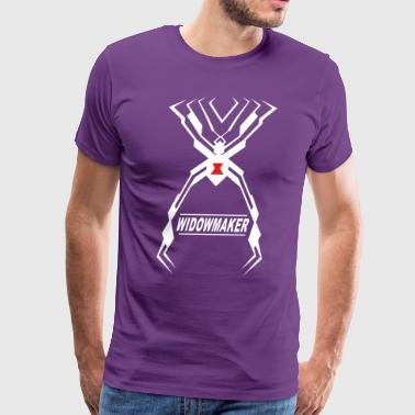 widowmaker tatto - Men's Premium T-Shirt