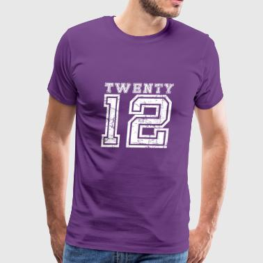 Twenty 2012 - Men's Premium T-Shirt