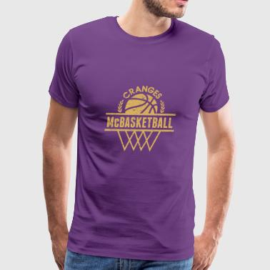 Impractical Jokers Cranges McBasketball - Men's Premium T-Shirt