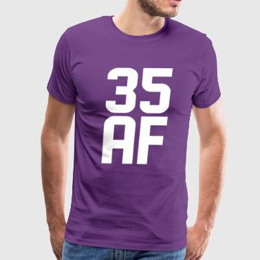 35 AF Years Old - Men's Premium T-Shirt
