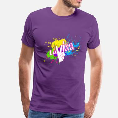 Bright Colors Bright life - Men's Premium T-Shirt