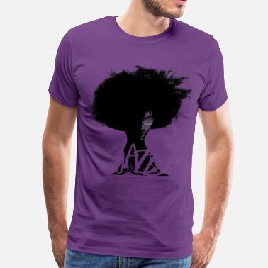Smooth Jazz Jazz - Men's Premium T-Shirt