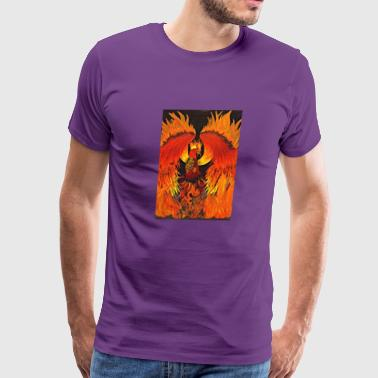 Rising of the Phoenix - Men's Premium T-Shirt