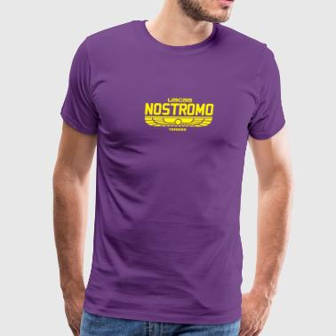 Alien Nostromo New - Men's Premium T-Shirt