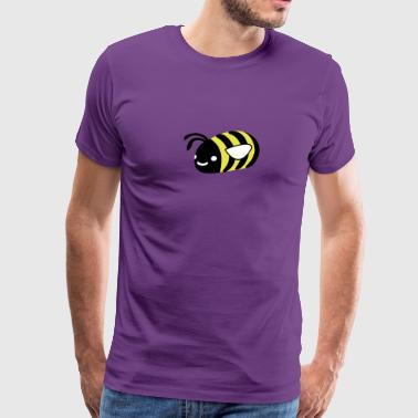Fumbly Bumbly Bee - Men's Premium T-Shirt