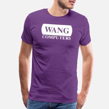 Computers Wang Computers - Men's Premium T-Shirt