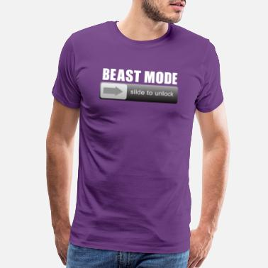Inner Beast Unlock Your Inner Beast - Men's Premium T-Shirt