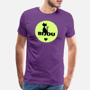 Birth Name Bijou first name cats name - Men's Premium T-Shirt