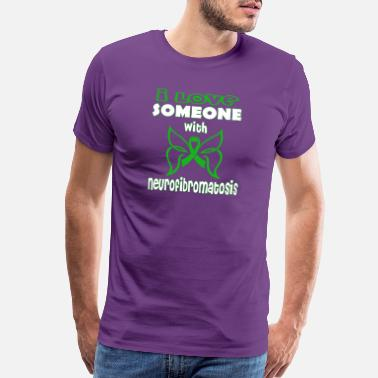 Neurofibromatosis Awareness Neurofibromatosis Awareness - Men's Premium T-Shirt