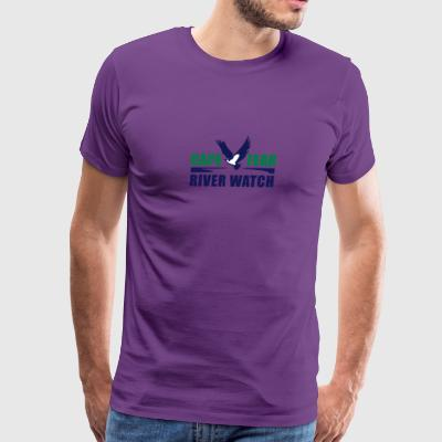 Cape Fear River Watch Logo - Men's Premium T-Shirt