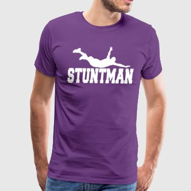 STUNTMAN - Men's Premium T-Shirt