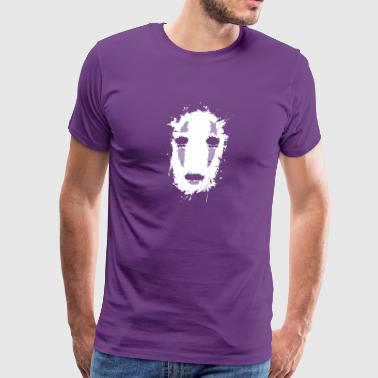 Spirited Away No Face - Men's Premium T-Shirt