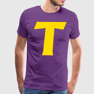 token - Men's Premium T-Shirt
